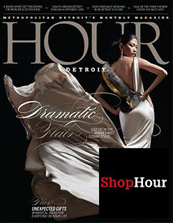 Hour Magazine Cover