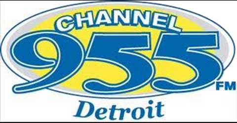Channel 95.5 Logo